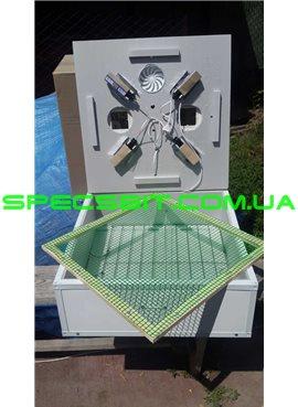 Брудер (ясли)+инкубатор Курочка ряба механический переворот на 80 яиц, цифровой