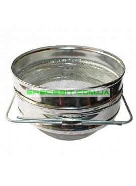 Сито фильтр 2 х кассетное 200мм