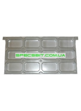 Рамка для сотового меда Рута 230мм полимерная