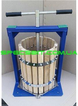 Пресс ручной из дуба Вилен 20 литров