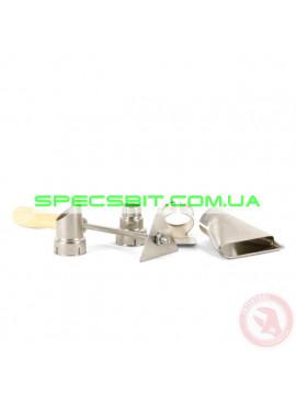 Комплект насадок Intertool (Интертул) DT-2490 для фена DT-2416, DT-2420