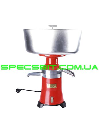 Сепаратор для молока Мотор Сич СЦМ-100-15 корпус пластмасса, чаша металл