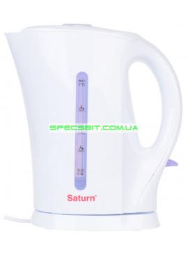 Электрический чайник Saturn (Сатурн) ST-EK0002 1,7л 2,0кВт NewWhitsBlu