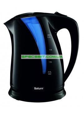 Электрический чайник Saturn (Сатурн) ST-EK8417 Bib 2.0л 2,2кВт LED подстветка