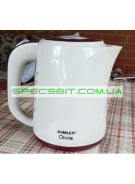 Электрический чайник Scarlett (Скарлет) SC-028 1,7л 2,2кВт