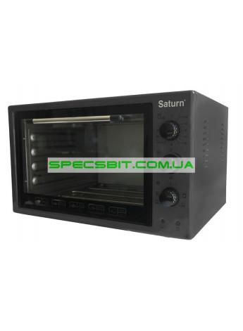 Электрическая духовка Saturn (Сатурн) ST-ЕС 3802 графит