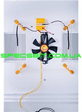 Инкубатор Теплуша ИБ 220/50 ТА 63 яйца автомат, вентилятор, ТЭН