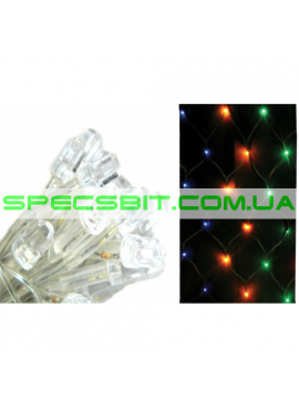 Гирлянда-сетка светодиодная LED 100, 3м*0,6м SH146