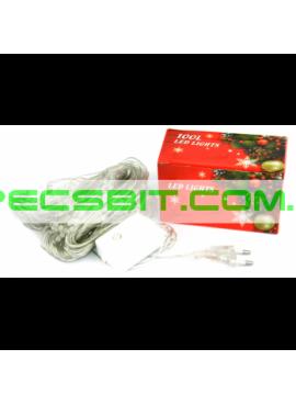 Гирлянда-штора светодиодная LED 140, 4м*0,6м SH149