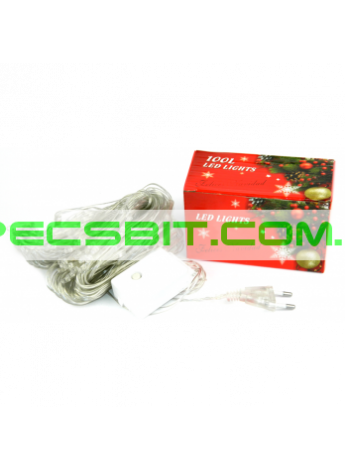 Гирлянда-штора светодиодная LED 200, 5м*0,6м SH150