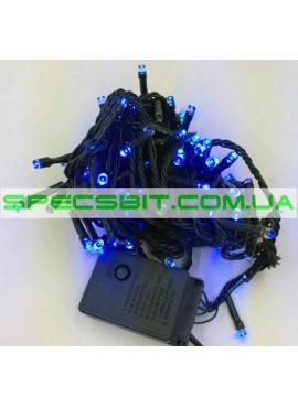 Гирлянда электрическая 200 лампочек, 8 функций, 4 м SH-126