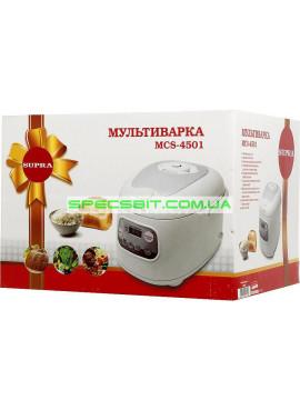 Мультиварка Supra (Супра) MCS-4501