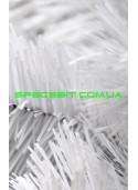 Елка искусственная Новогодняя ПВХ 1,0м (100см) белая