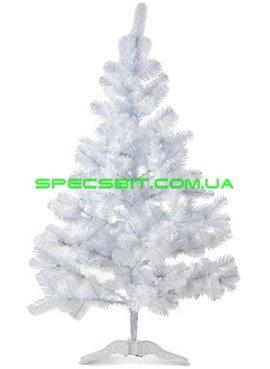 Елка искусственная Новогодняя ПВХ 1,3м (130см) белая