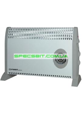 Конвектор электрический First (Фест) Fa 5570-1 2,0кВт напольный, вентилятор