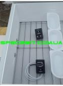 Инкубатор Курочка Ряба ИБ-80 автомат 80 яиц