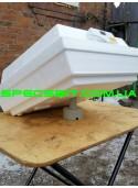 Инкубатор Квочка МИ-30-1-Э 80 яиц, цифровой, механический переворот, вентилятор, ТЭН