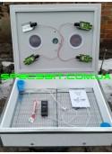 Инкубатор Наседка ИБ-140 механический переворот 140 яиц