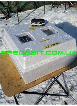 Инкубатор Кривой Рог МИ-30 ручной переворот на 80 яиц, аналоговый