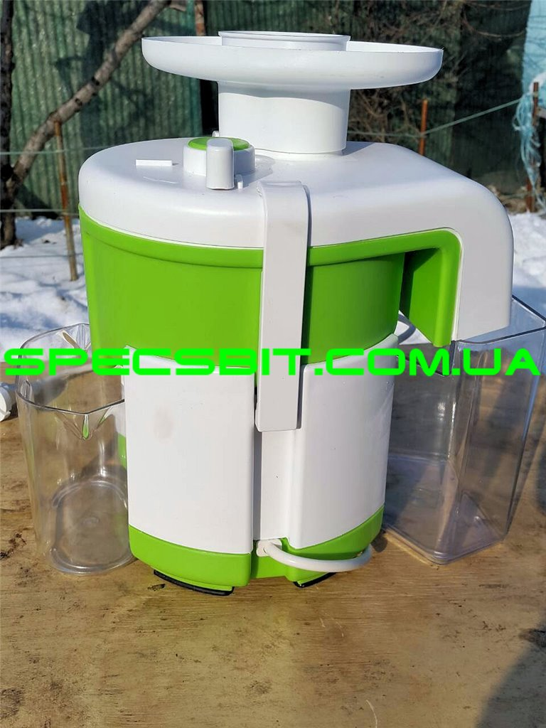 Zhuravinka - a juicer from Belarus recommended by hostesses 54