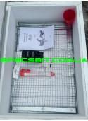 Инкубатор Наседка на 70 яиц мех. Переворот, корпус металлический