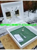 Инкубатор Квочка МИ-30 70 яиц ручной