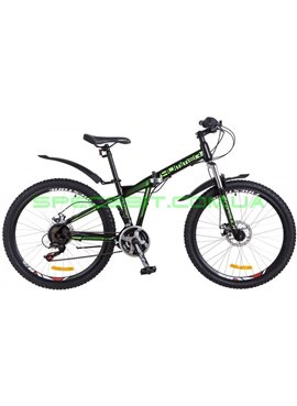 Велосипед FORMULA 26 HUMMER DD OPS FR 26 241