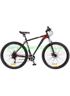 Велосипед найнер Formula Atlant DD 29 рама-20 черный/красный OPS-FR-29-028