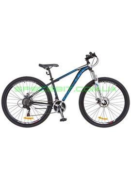 Велосипед найнер Formula Dragonfly DD 29 рама-16 черный/синий/белый OPS-FR-29-032