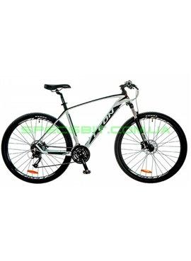 Велосипед горный MTB LEON XC 80 рама-18 черный/белый OPS-LN-27.5-014