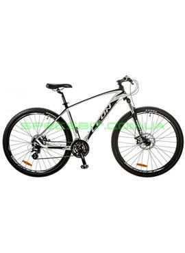 Велосипед горный MTB LEON TN 80 рама-19 белый/черный OPS-LN-29-015