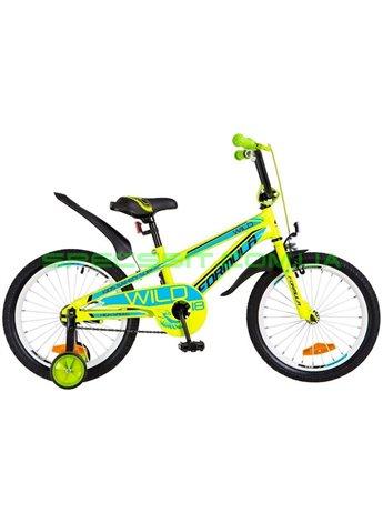 Велосипед FORMULA KIDS 18 WILD OPS FRK 18 022