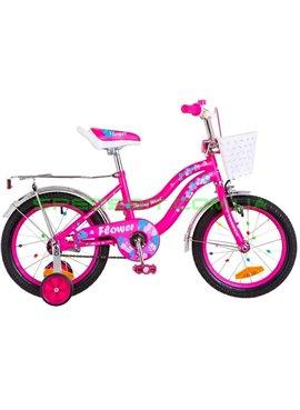 Велосипед FORMULA KIDS 16 FLOWER OPS FRK 16 043