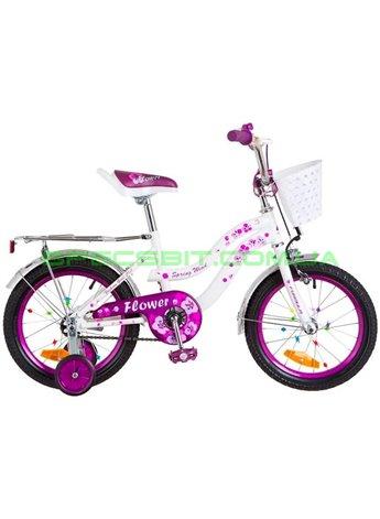 Велосипед FORMULA KIDS 16 FLOWER OPS FRK 16 041