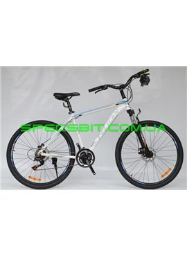 Велосипед Pelican 27,5 PACIFIC рама-17 бел-серо-син