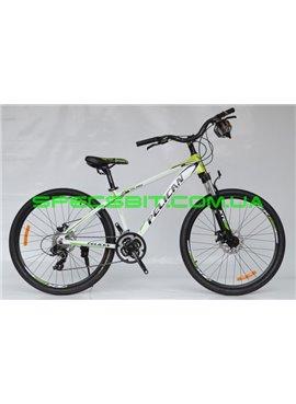 Велосипед Pelican 26 ISLAND рама-15 бел-зел-черн