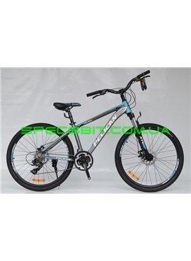 Велосипед Pelican 26 ISLAND рама-15 серо-бел-син