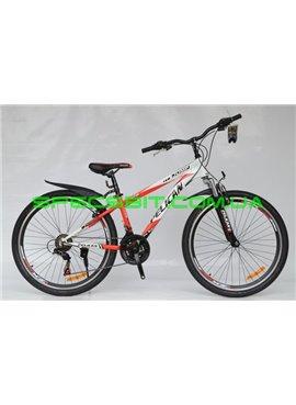 Велосипед Pelican 26 JUMP рама-14 красн-черн