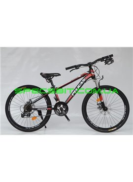 Велосипед Pelican 24 RANGER рама-12 красн-черн-бел