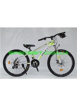 Велосипед Pelican 24 RANGER рама-12 бел-черн-зел