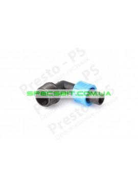 Старт угловой для ленты с наружной резьбой 3/4 дюйма Presto (Престо) № ME-0117-34