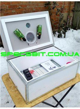 Инкубатор Наседка ИБ-100 механический переворот 100 яиц