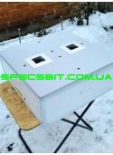Инкубатор Гусыня ИБ-54 автомат