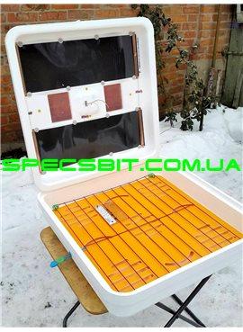 Инкубатор Рябушка SMART plusмеханический на 150 яиц, ТЭН