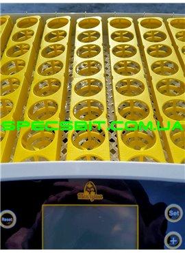Инкубатор автоматический Теплуша Europe 56, вентилятор, гигрометр