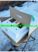 Инкубатор Квочка МИ-30-1-С 70 яиц ручной терморегулятор не регулируемый