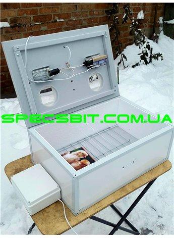 Инкубатор Курочка Ряба ИБ-60 автомат 60 яиц