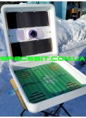 Инкубатор Рябушка SMART Plus Turbo мех. переворот 150 яиц, цифровой, ТЭН, вентилятор