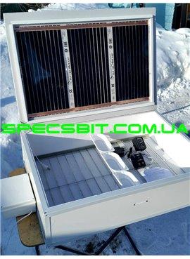 Инкубатор Курочка Ряба ИБ-120 автомат на 120 яиц, ТЭН, таймер