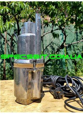 Насос вибрационный Ручеек (Китай), верхний забор воды, 1 клапан